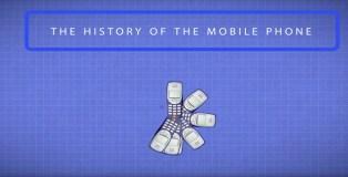 mobile phone, mobile, phone, evolution, history, smart, phone