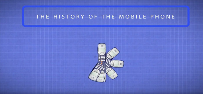 mobile phone, mobile, phone, evolution, history, smart, phone