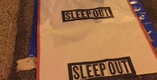 sleep out, fundraising, benjamin, foundation, ipswich, norwich, event, annual, flagship