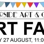 August Art Fair at Riverside Art & Glass