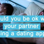 Nearly a third of Brits admit to being on a dating app while in a relationship