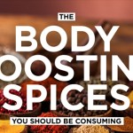 The Body Boosting Spices – You Should Be Consuming