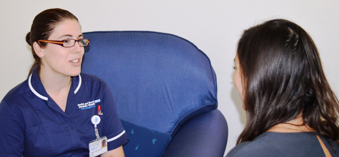 Pregnant women to self refer to hospital midwifery service