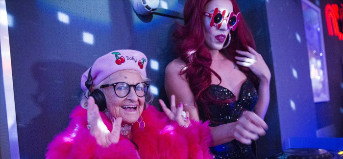 Meet Baddie Winkle, the 89 year old travelling the world to tick off her Bucket List