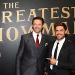 "Cunard Hosts World Premiere of ""The Greatest Showman"" on board The Greatest Ocean Liner, Flagship Queen Mary 2"
