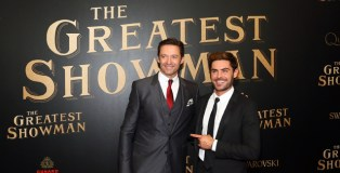 """Cunard Hosts World Premiere of """"The Greatest Showman"""" on board The Greatest Ocean Liner, Flagship Queen Mary 2"""