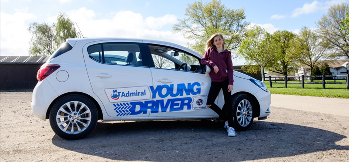 Driving lessons for 10-17s launch for the first time in Norfolk