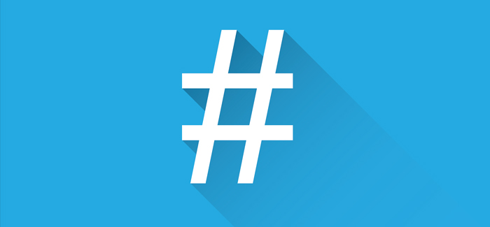 Social Media: Instagram - following hashtags