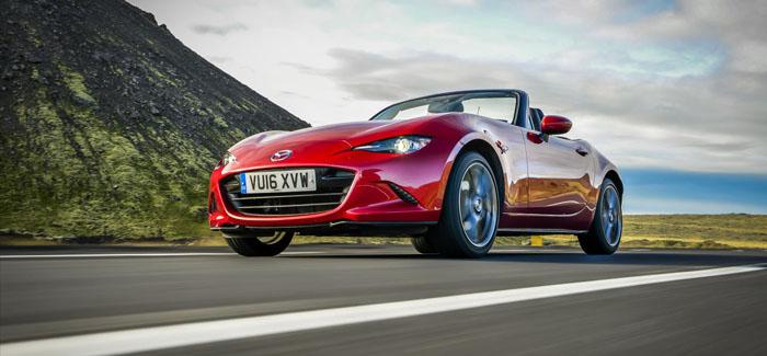 Mazda MX-5 Reviewed