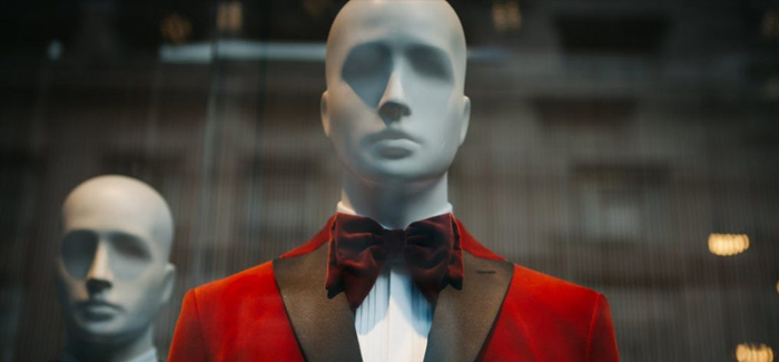 Forty three per cent of workers believe the business suit no longer has a place in the office