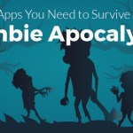 Apps You Need to Survive in a Zombie Apocalypse