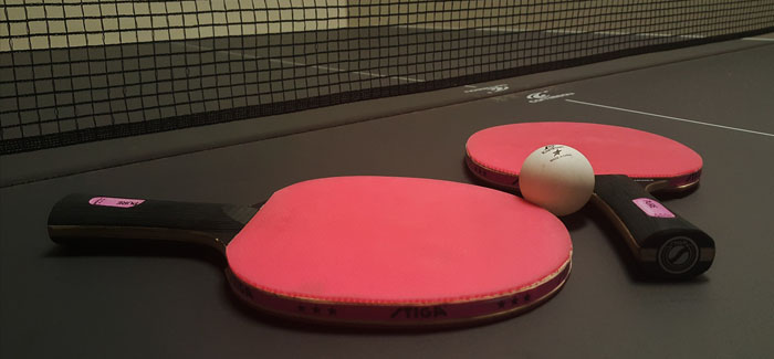 There ain't no party like a Ping Pong Party!