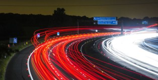Millions of Brits admit to feeling anxious when driving on motorways