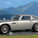 James Bond's Aston Martin DB5 is the greatest movie car ever, according to Brits