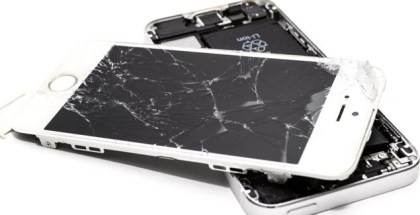 Clumsy Brits spend over £680 million every year fixing broken phone screens