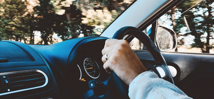 A third of Brits regularly drive while stressed