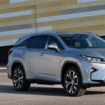 Lexus RX450h L Premier 2018 reviewed