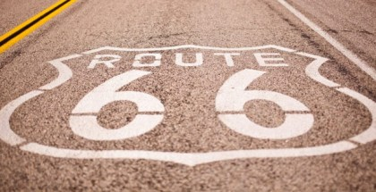 Route 66 has been named as the most Instagram-worthy road trip in the world