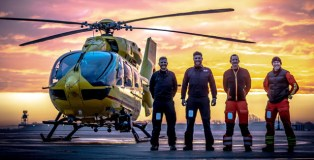 East Anglian Air Ambulance launch momentous campaign to become a 24/7 service