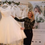 The Georgian town of Holt welcomes 'The Norfolk Bride'