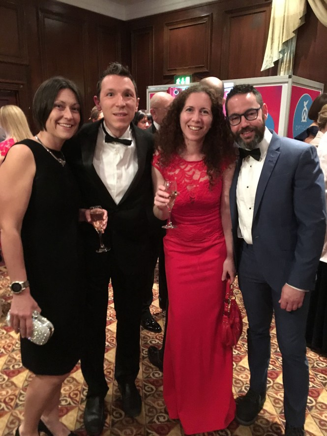 Norwich independent WINS National Optician Awards 2019