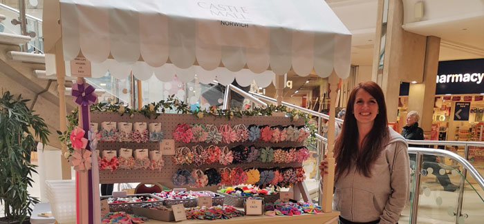 Castle Mall welcomes its first Made in Norwich business