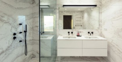 Why There Is No Substitute for Marble Tiles in Your Bathroom