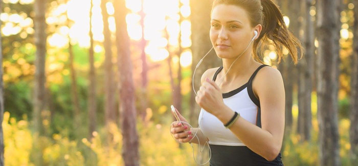 3 steps to getting fitter, healthier and feeling amazing