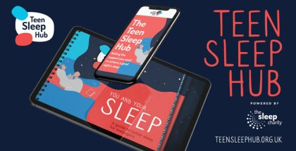 Charity Campaign Awakens Teens To The Value Of Sleep
