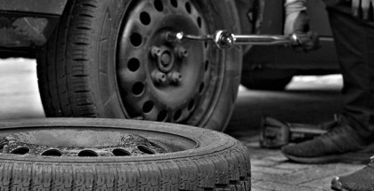 Replacing Old Car Tyres