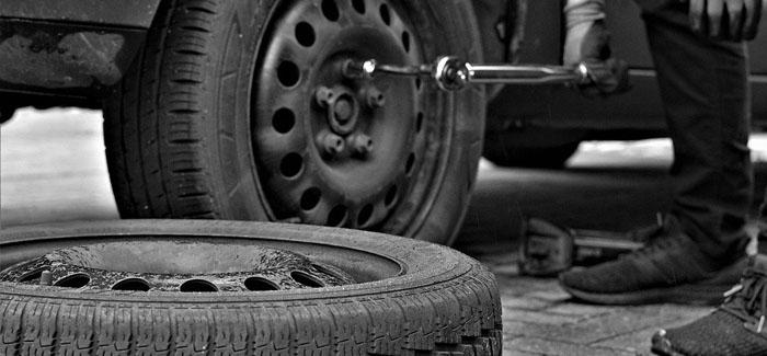 Replacing Old Car Tyres