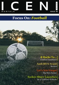 Iceni Magazine Norfolk Issue 98