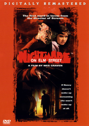 a nightmare on elm street movie poster 1984 poster