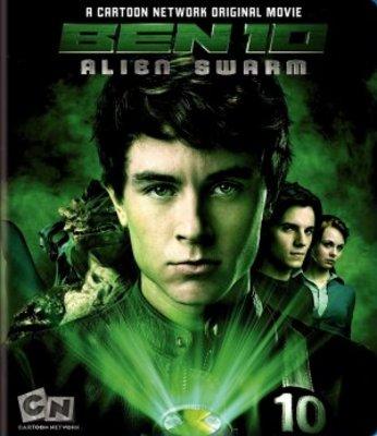 ben 10 alien swarm movie poster 2009 poster