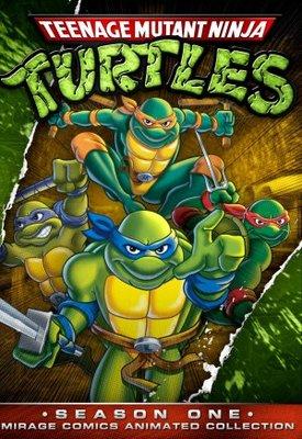 teenage mutant ninja turtles movie poster 1987 poster