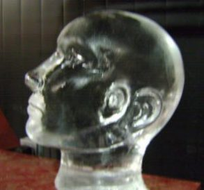 Ice Carving head19