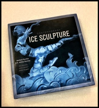 Contemporary Ice Sculpture