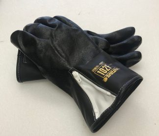 Worlds Best Ice Carving Gloves Black