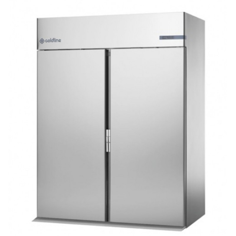 armoire frigo inox 1800 l pour echelle et chariot