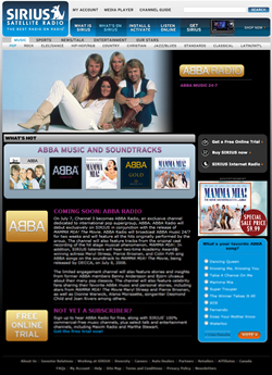 ABBA Radio - a Surius Radio exclusive