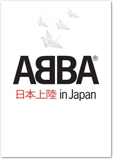 ABBA in Japan DVD is on the way
