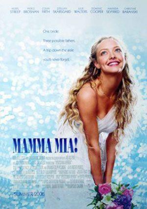 Mamma Mia! movie - Poster No. 2