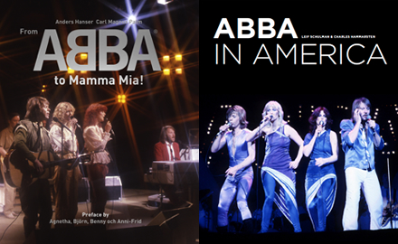 Two ABBA books due in 2010