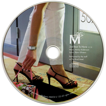 CD Disc design