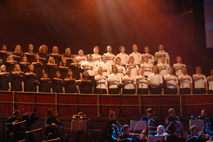 The West End Choir