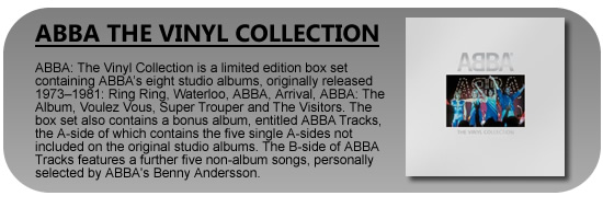 Buy ABBA The Vinyls Collection at Amazon.co.uk