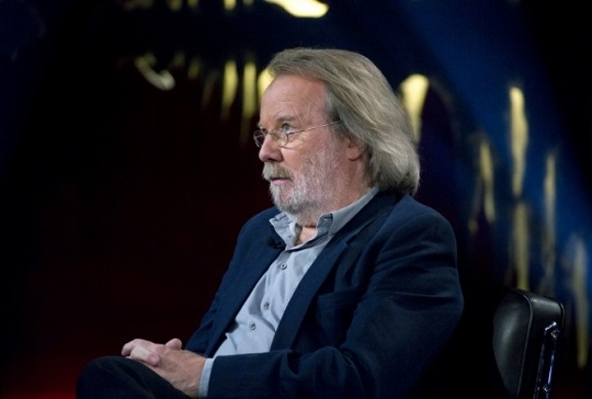 Benny Andersson honoured by Lulea University of Technology - Foto: Scanpix