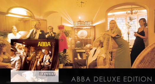 November 2012 sees the release of ABBA - Deluxe Edition