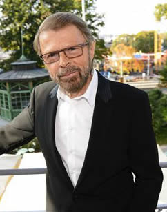 Björn talks up the ABBA Museum on the BBC