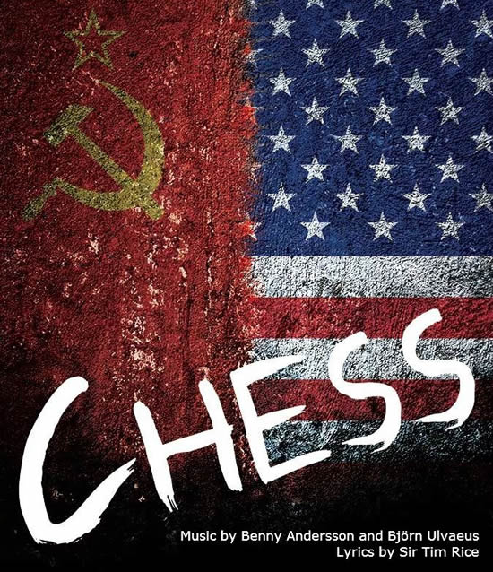 """The """"definitive"""" version of CHESS to premiere at London's Union"""